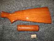 Stevens Pump Shotgun Stocks Stevens Model 620A Western Field M60SB620A