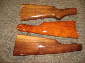 Winchester Lever Action Rifle Stocks Winchester Model 94 Post War