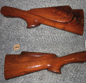 Macon Gunstocks Browning shotgun stocks Browning O/U Old Model