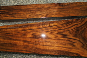 Macon Gunstocks Extra Fancy European Walnut Gunstock Blank