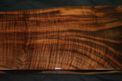 Macon Gunstocks Select Claro Walnut Gunstock Blank