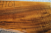 Macon Gunstocks Fancy Walnut Gunstock Blank